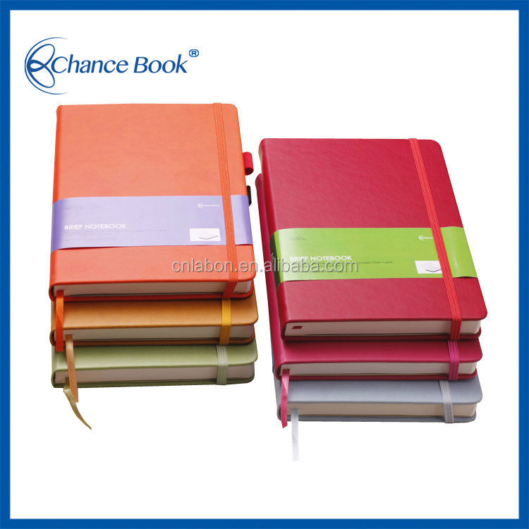 Best-Selling Custom Notebook With Band/Ribbon/Pokcet/Penholder