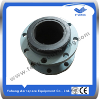 rubber single ball expansion joint