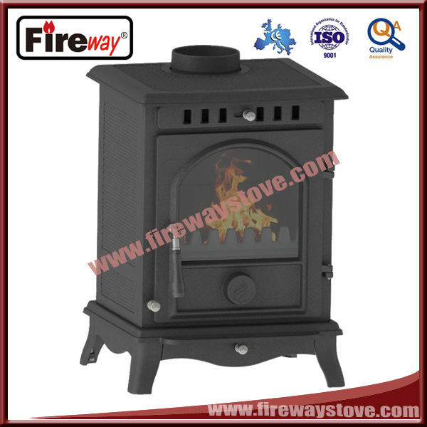 Indoor 13KW /125mm flue size freestanding wood burning stove