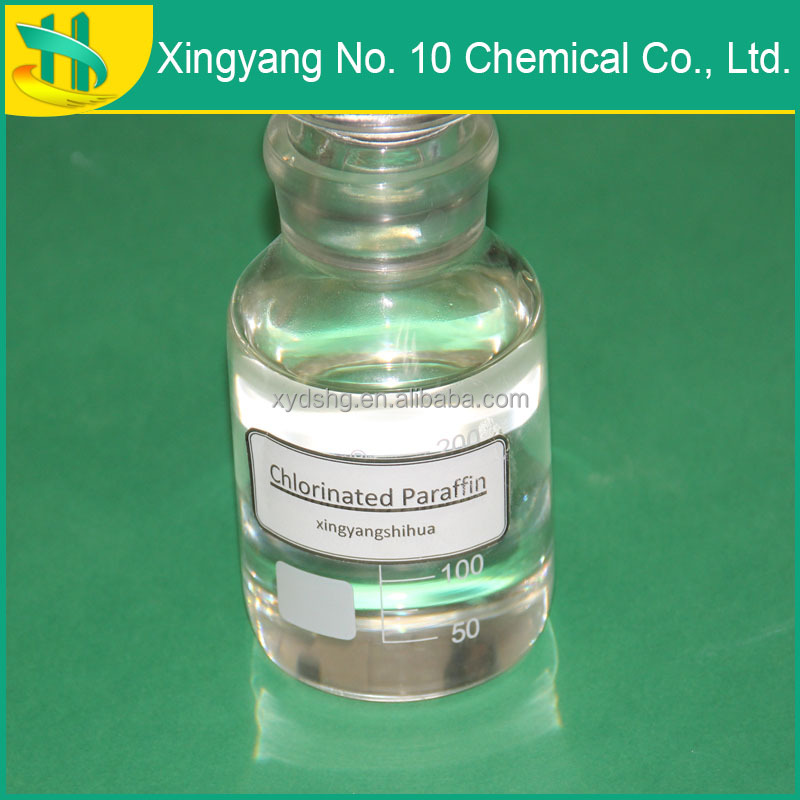 Chlorinated Paraffin wax 52 used for paints as fire retardant