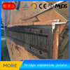 Plate type concrete joints rubber bridge expansion joints