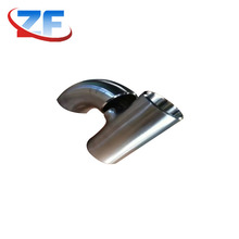 ss304 ss316l stainless steel fitting polished elbow tee niple