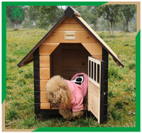 Dog kennel,Wooden Pet House, Backyard cat shed in/oudoor