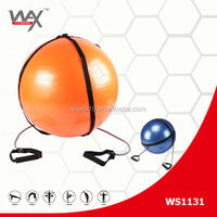 New balance fitness equipment PVC gym ball with strap
