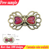Butterfly Shape Jewelry Flower Decorative Girls