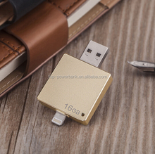 New Gmobi iStick Pro otg USB external flash drive made for iPhones, iPads & Computers