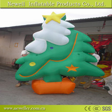 High quality inflatable palms tree For sale
