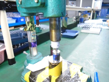Pressing clearomizer