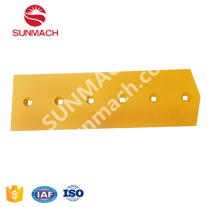 Excavator Blade Wear Parts Cutting Edge SUNMACH Manufacturer 30MNB Ground Engaging Tools MOQ 10PCS