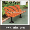 FW34 Metal and Polywood Rest Bench Backrest Outdoor Furniture