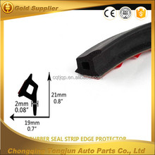P Shape Auto Car Door Rubber Seal Edge Strip Weatherstrip