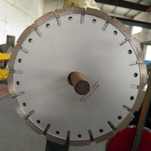 210mm Diamond Saw Blade with Decoration Hole for Concrete Saw Tuck Pointing Tools
