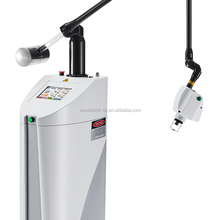 Medical CE 30W Co2 fractional laser with Scanner for scar removal