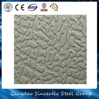 China Supplier Embossed Etching Stainless Steel Deco Sheet