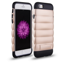 Hot cell phone case pc hybrid case for iphone 6
