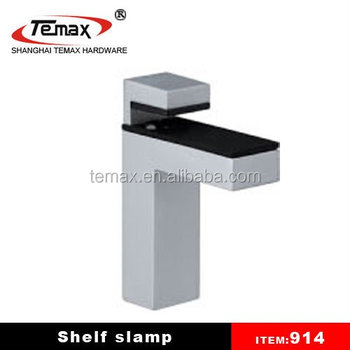 Hot selling zinc alloy flat glass clamp from Shanghai