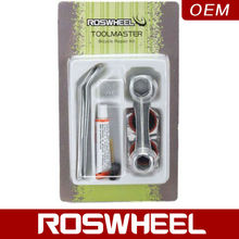 Tire repair set