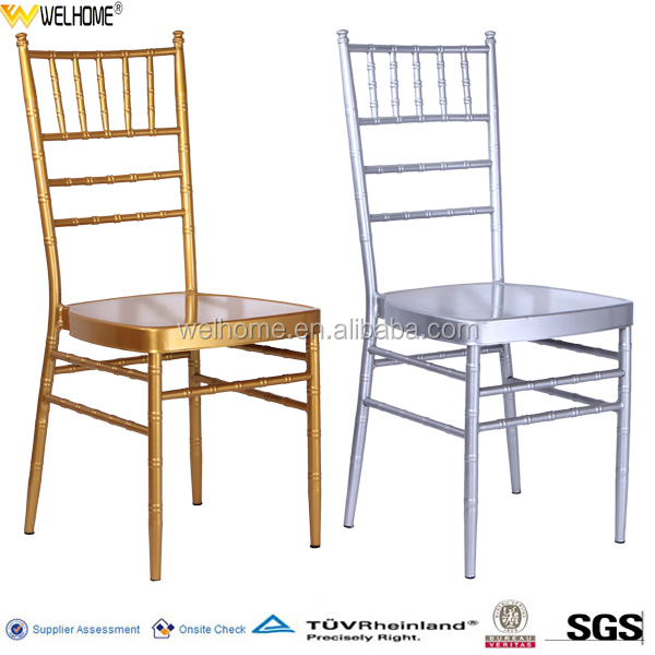 steel chiavari chair in low price