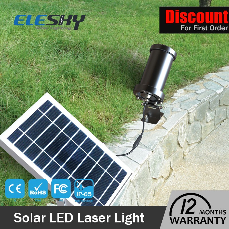 2017 new design ip65 solar decorating cheap laser light show