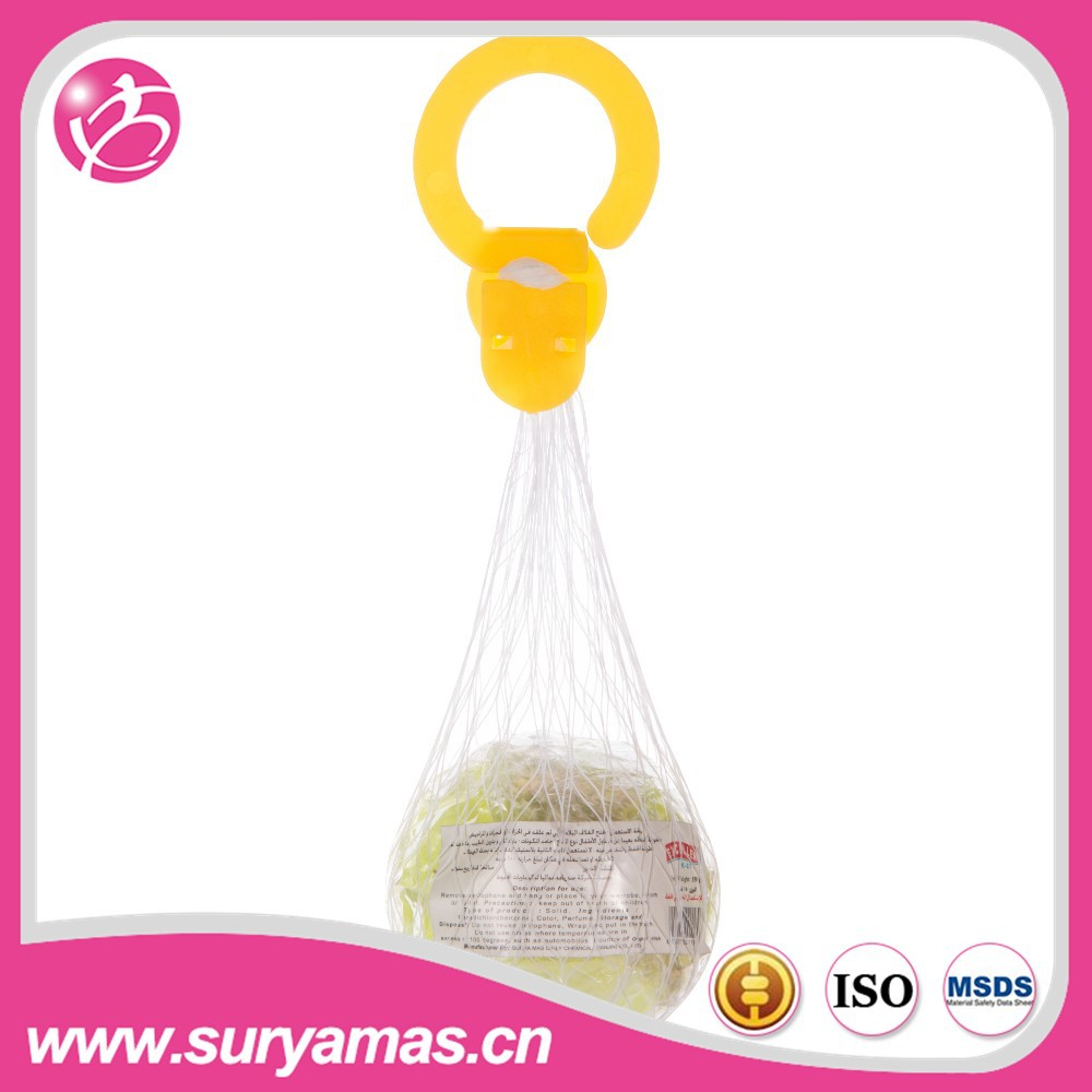 Color deodorant insect repellant PDCB toilet ball