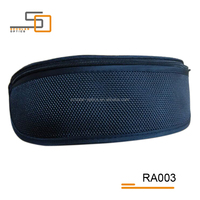 High-quality BLACK SOFT POUCH ,MOTILE EYEWEAR GLASSES CASE