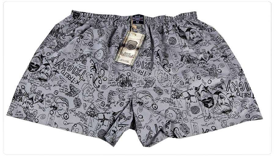 Cartoon, Underwear, MEN boxer short, pantalones, unter hose