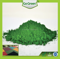 Inorganic pigment for color asphalt / iron oxide pigment