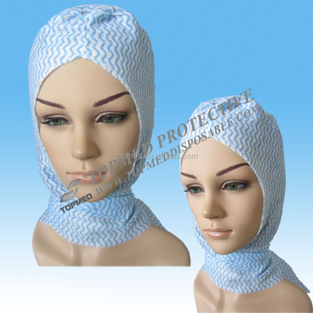 disposable spunlace golf head cover for working in outdoor