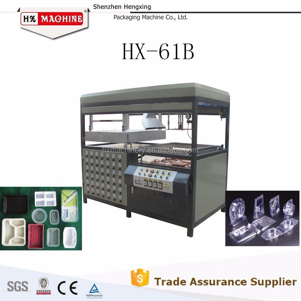 CE Certification Best Price Vacuum Forming Machine Thermoforming