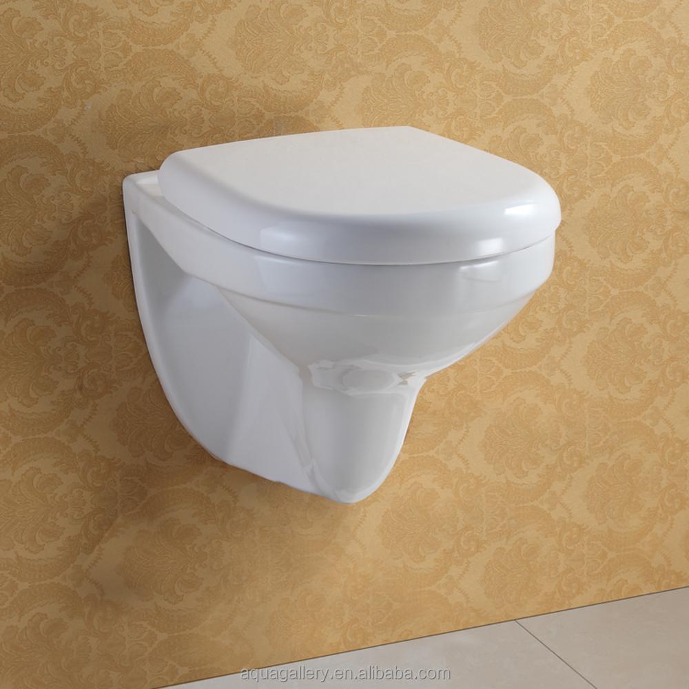 Wall Hang Soft Closing Seat Cover Ceramic Toilet Buy Wall Hang Soft Closing