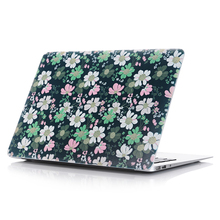 Hotsell Floral Flower Style NIce Hand Fell Hard PC Tablet Case for iPad