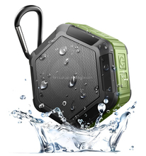 New Bluetooth Speaker for Outdoor Sports Use Waterproof/Dustproof/Shockproof IPX 65 2016 Best Promotional Gift for Chirstmas