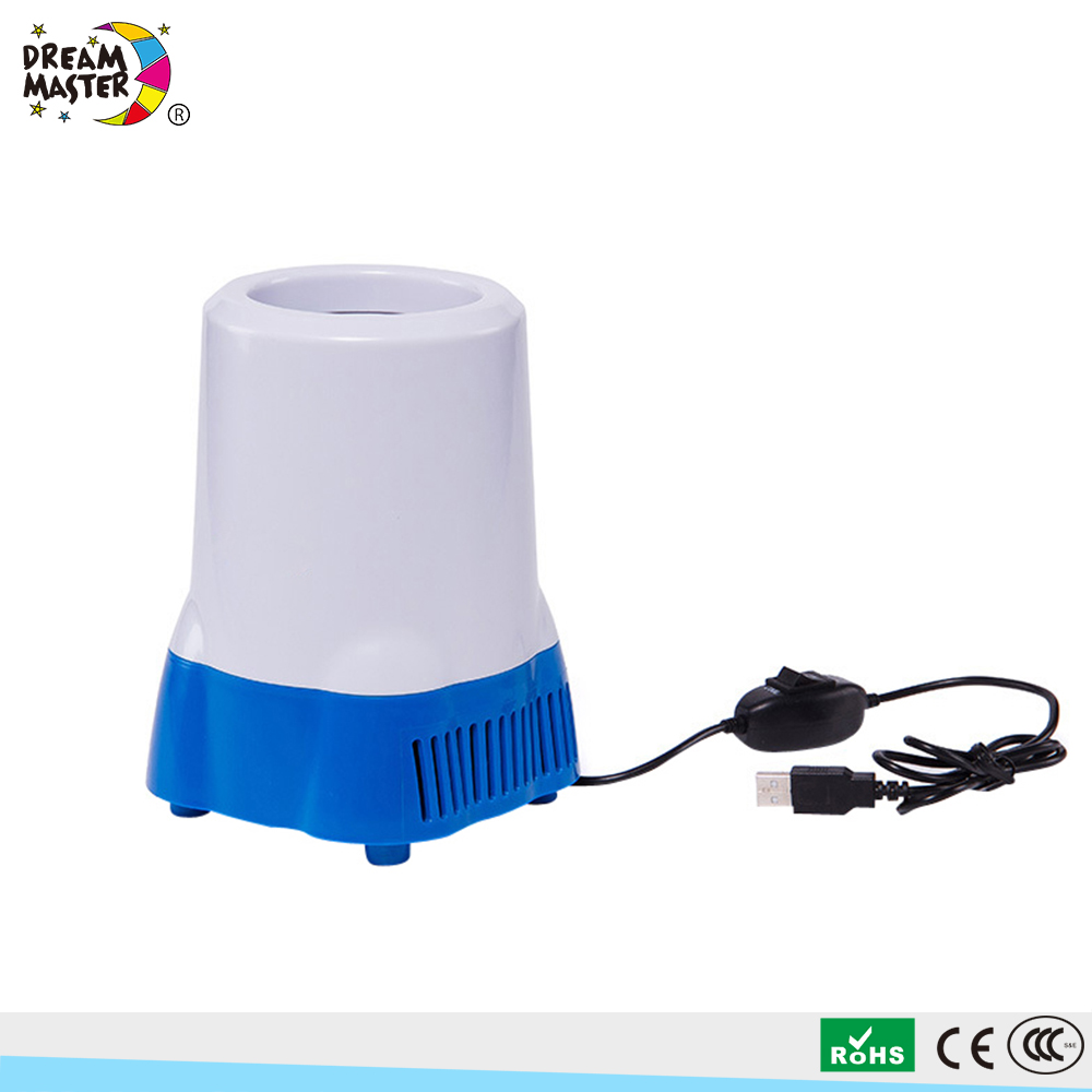 USB Mini Electronic Cooler & Warmer Drink Fridge