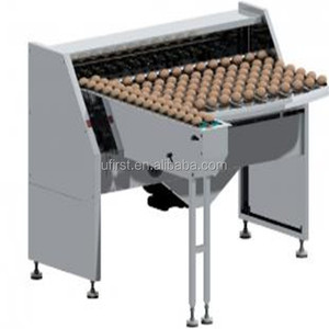 Best quality egg sorting machine/egg grader with high efficiency
