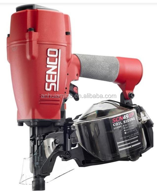 SENCO Industrial Coil Framing Nailers