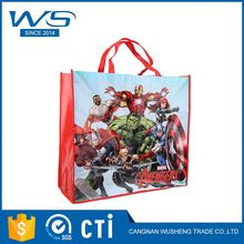 Best selling custom design recycled pp non woven bag