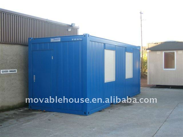 folding container house for emergency