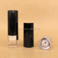 Triangle Lovely Plastic Empty Custom Lipstick Container