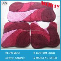 Jacquard anti slip Acrylic custom rugs