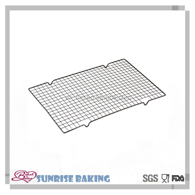 Hot Sale Non-Stick Bread Cooling Rack, Cake Cooling Rack Stainless Steel Cooling Rack