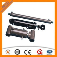 Oil driven electric control remote control hydraulic cylinder