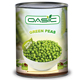 Halal Food Products Canned Green Peas in Canned Vegetables