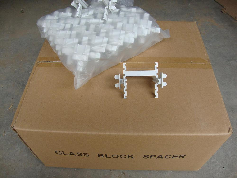 glass block spacer for 95mm thick glass block