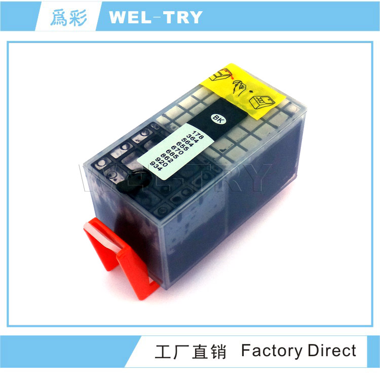 364 364XL inkjet cartridge ink cho C6300 C6380 D5400 D5460 D5463 D5468 D7560