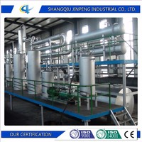 High Efficiency and Low Cost Waste Oil Recycling Pyrolysis Machine