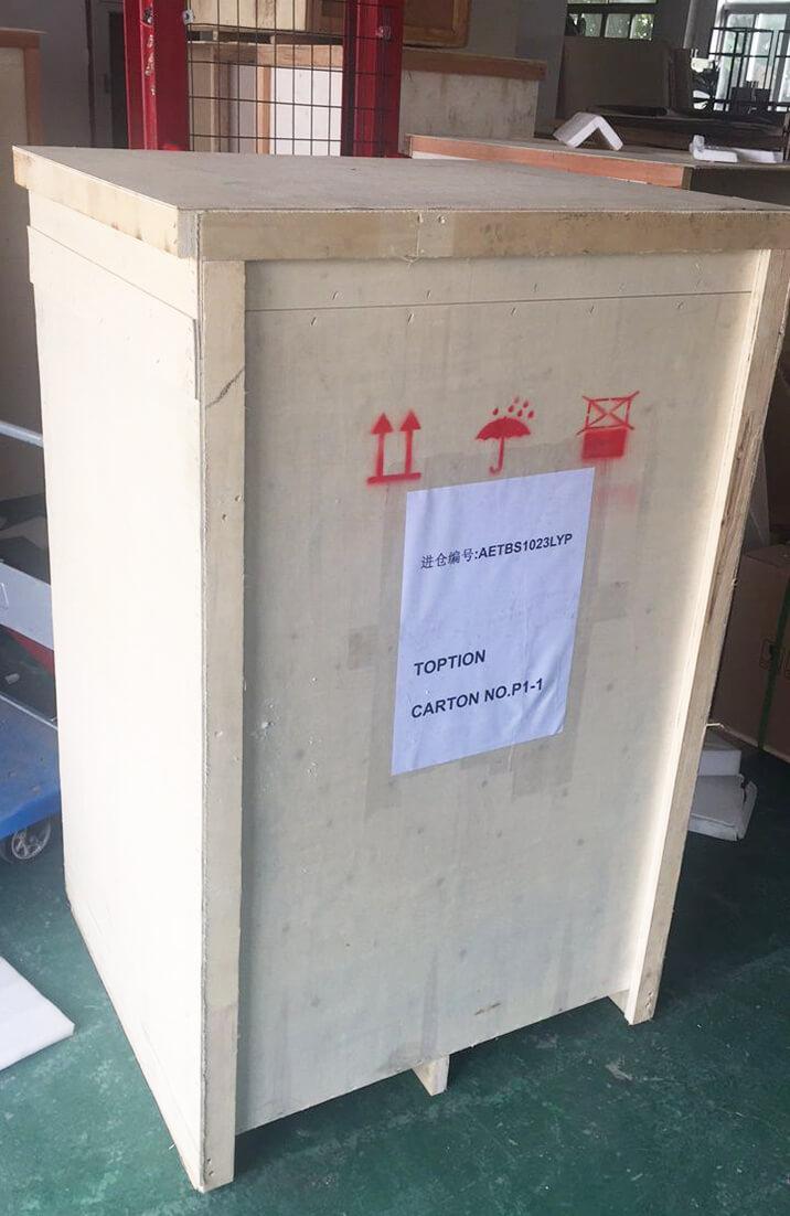 spray dryer package