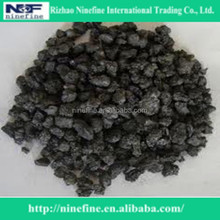 china supplier low sulphur calcined petroleum coke price