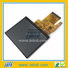 TS LCD 3.5 inch qvga tft display with capacitive touch screen