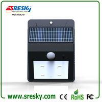 Sresky Pir Sensor Led Lighting Fixtures Small Wall Lamp Price