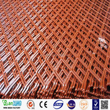 f62 f72 f82 steel wire mesh rockfall netting assemble expanded metal mesh